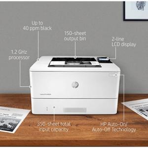 惠普 HP LaserJet Pro M404n 激光打印机 立减45% @ Amazon