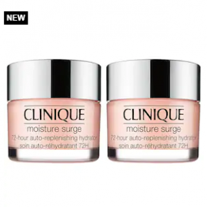 New! CLINIQUE Limited Edition Moisture Surge™ 2-for-1 Duo @ Sephora