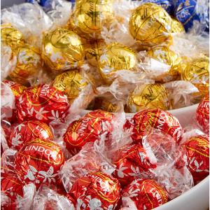 Lindt 自選口味鬆露巧克力球促銷熱賣,20多款口味任意選