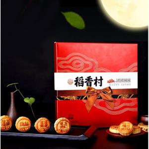 稻香村 蘇式百果、椒鹽、豆沙等月餅糕點上新現售 @ Yamibuy