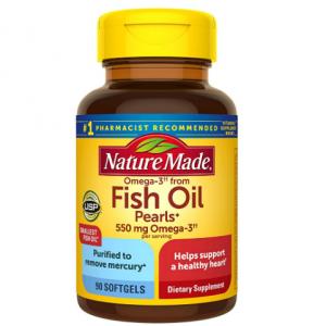 Nature Made Vitamins & Supplements Sale @ Amazon