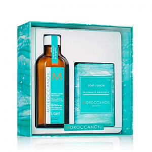 Moroccanoil Treatment Light Value Set @ Amazon