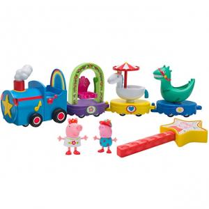 Peppa Pig 小猪佩奇小火车玩具 @ Amazon