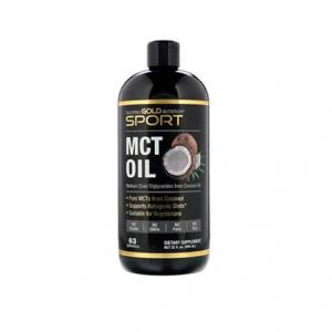 California Gold Nutrition, MCT Oil, 32 fl oz (946 ml) @ iHerb
