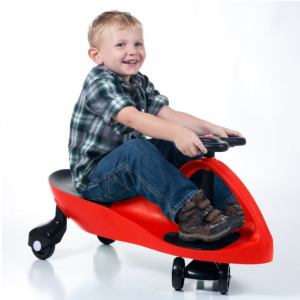 Hey! Play! Ride on Wiggle Car, 2 Year Old And Up, Red @ Walmart