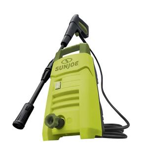 25% OFF Sun Joe 10 Amp 1600 PSI Max Pressure Washer with Spray Wand @ QVC