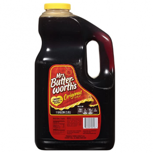 Mrs. Butterworth's 原味糖浆 128oz大瓶装 @ Amazon