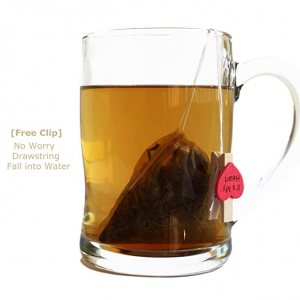 33% OFF BSTEAN Tea Filter Bags Disposable Tea Infuser Drawstring Loose Leaf Tea with 100% Natural