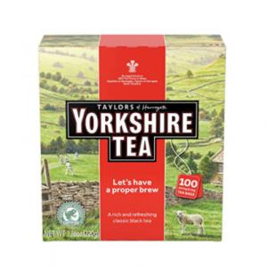 Taylors of Harrogate 英式红茶 100包 @ Amazon
