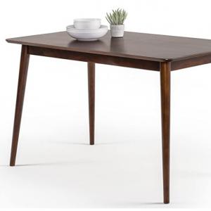 Zinus Jen 47 Inch dining table, Espresso @ Amazon