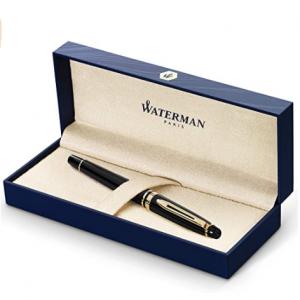 Waterman  威迪文 Expert 金尖簽字筆禮盒套裝 @ Amazon,4折