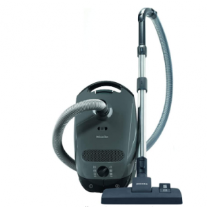 Miele Grey Classic C1 Pure Suction Canister Vacuum Cleaner, Graphite @ Amazon