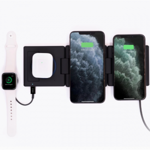 46% off Unravel 3+1 Wireless Charging Pad @Ampere
