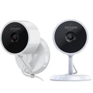 50% off Amazon Cloud Cam 1080p Security Camera with Night-Vision @Until Gone
