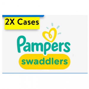 Pampers Swaddlers 婴儿纸尿裤热卖 @ Walmart