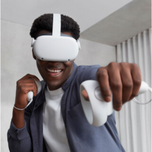 Oculus Quest 1&2 All-in-one VR Gaming Headset Sale