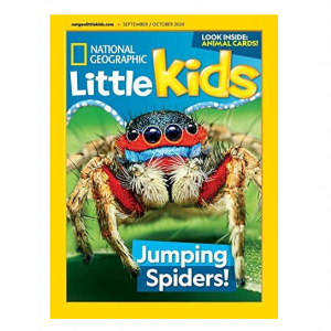 National Geographic Little Kids 6 Months Auto-Renewal @ Amazon