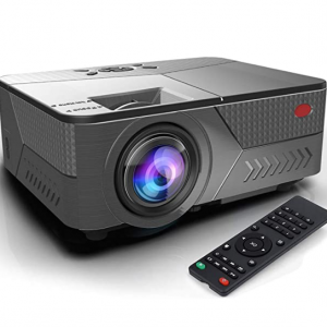 35% off + Extra $5 off Pansonite Mini Projector 5200 Lumens Projector @Amazon
