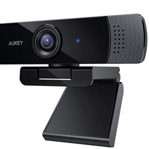 $20 off AUKEY FHD Webcam, 1080p Live Streaming Camera with Stereo Microphone @Amazon