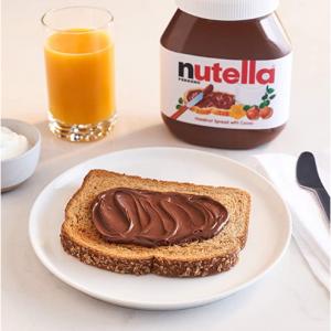 Nutella 經典巧克力榛子醬 35.2oz @ Amazon