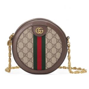 Nordstrom官網 Gucci GG 老花小圓餅鏈條包補貨