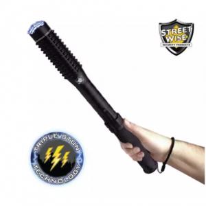 Streetwise Security JOLT Police Tactical 75,000,000 Volt Stun Gun and Flashlight $11.99