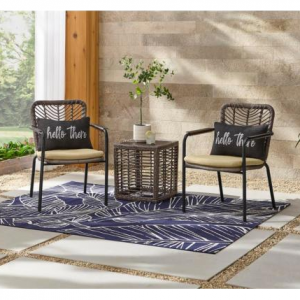 Today Only:The Home Depot Select Patio Sets and Patio Décor Sale