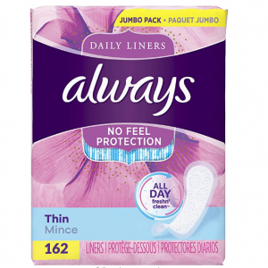 Select Always Pads Sale @ Amazon
