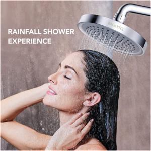 ACK KTCL 高压淋浴花洒喷头 @ Amazon