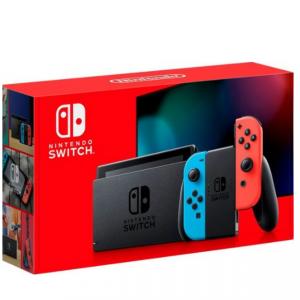 Nintendo Switch Console with Gray Joy-Con @Walmart