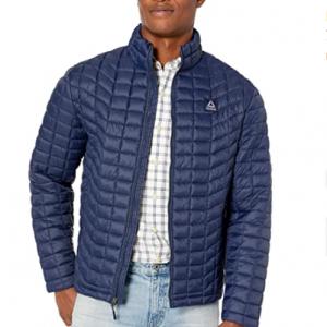 Amazon官网 Reebok 男士保暖夹克XL码热卖