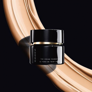 New! SUQQU The Cream Foundation @ Selfridges