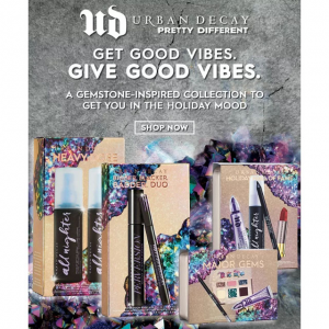 New! Urban Decay 2020 Holiday Collection @ Macy's