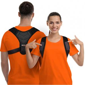 Gearari 驼背矫正器,立减60% @ Amazon