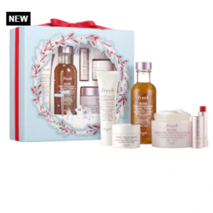 $65 For Fresh Rose Hydration Skincare Set @ Sephora