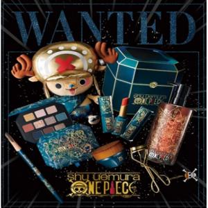 Shu Uemura植村秀官网上新!2020年圣诞限定ONE PIECE海贼王联名系列