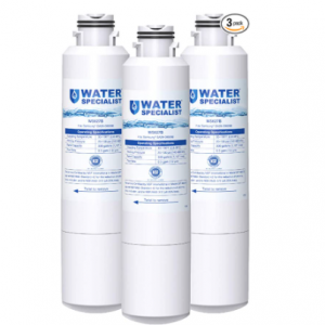 Waterspecialist Refrigerator Water Filter for Samsung 3 Filters $24.64 @ Amazon