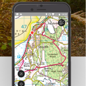1 month free digital OS maps subscription @Ordnance Survey