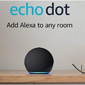 $20 off All-new Echo Dot (4th Gen, 2020 release) | Smart speaker with Alexa | Charcoal @Amazon