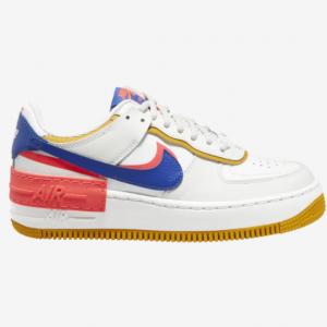 Eastbay官網 Nike Air Force 1 Shadow 馬卡龍色女士運動鞋85折特賣