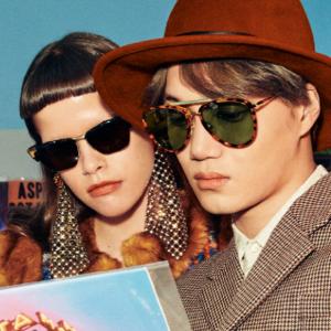 Fashion Eyewear官網 折扣區大牌眼鏡、太陽鏡熱賣(Mulberry 、Burberry、Dior等)