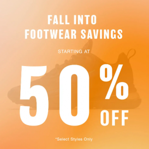 Footwear Starting At 50% Off @ Jimmy Jazz
