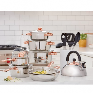 Brylane Home精选厨房餐具、锅具等厨房用品热卖