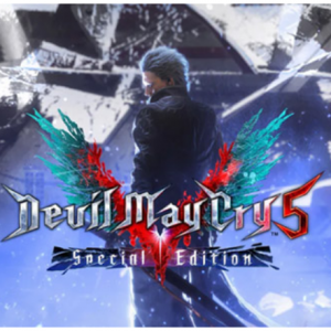 £6.14 off Devil May Cry 5 Special Edition (PS5) @Base