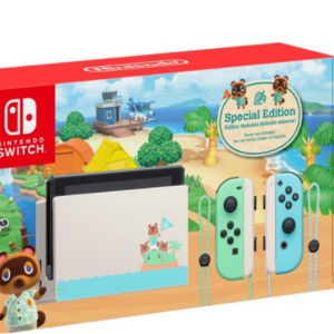 Best Buy - Switch 32GB Animal Crossing动物森友会限定版本