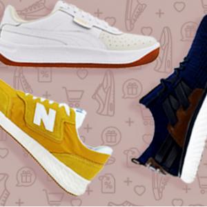 SHOEBACCA 精選Puma、New Balance、Reebok等運動鞋促銷