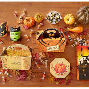 Lindt 2020秋季、Halloween主題巧克力上新開售