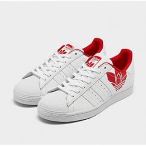 Adidas Originals 阿迪达斯 Superstar Sonic 男士三叶草运动鞋,3色码全 @ FinishLine