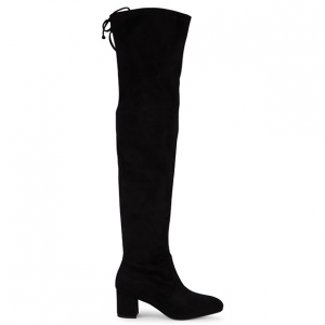 74% off Stuart Weitzman Genna Over-The-Knee Faux Suede Boots @ Saks OFF 5TH