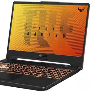 ASUS TUF A15 gaming laptop(R5 4600H, 144Hz, 1650, 8GB, 512GB) @Amazon